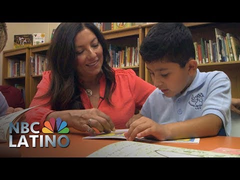 Lola Salazar: Creating Opportunities For Her Community | NBC Latino | NBC News