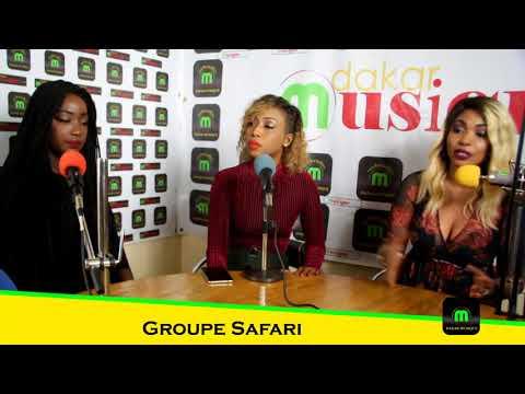 """Le groupe Safari nous décortique les titres """"Mon chocolat"""" et """"Faut pas forcer"""""""