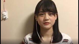 ?松 瞳 が新曲「部活中に目が合うなって思ってたんだ」を歌う (=LOVE,イコラブ)
