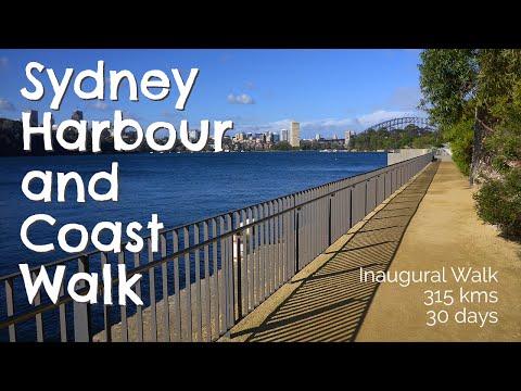 Sydney Harbour And Coast Walk - 315kms