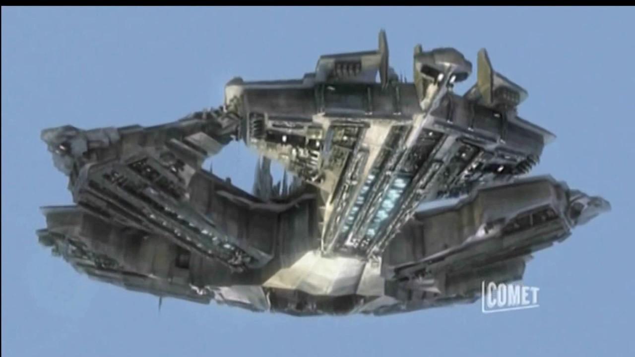 Download Stargate Atlantis - Atlantis Leaves Lantea