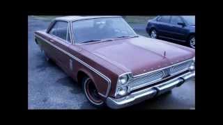 Pete's 1966 Plymouth Fury. 318 Poly v8