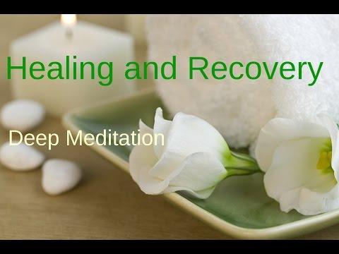 Healing and Recovery Meditation, deep healing, deep sleep, deep repair, deep relaxation