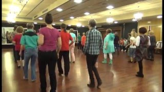 COUNTRY DANCE TOUR - AVRIL 2015 - SANTA SUSANA - DANSES du LUNDI 20