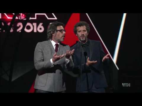 Flight of the Conchords Present ARIA Hall of Fame Induction