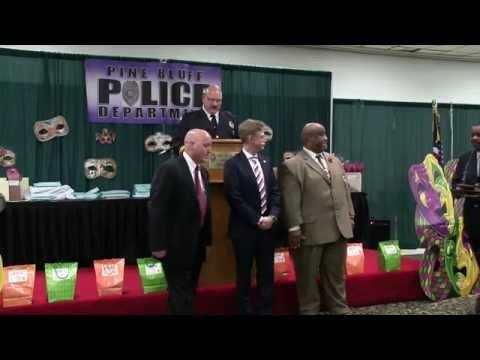 Pine Bluff Police Department Awards Banquet 2015, Pine Bluff, AR