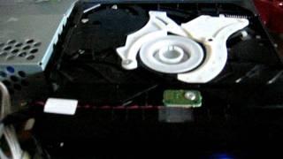 PS3 Lecteur Bluray (Mob Disc ne tourne plus)