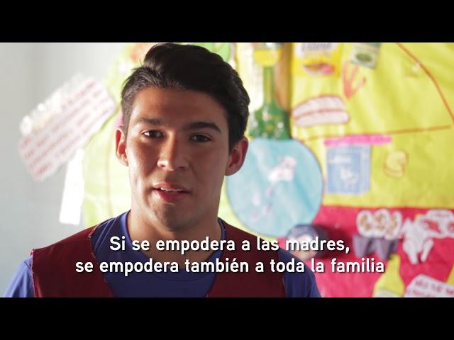 Ministerio de la Primera Infancia - Sergio Diaz - CPI Pluma del Pato