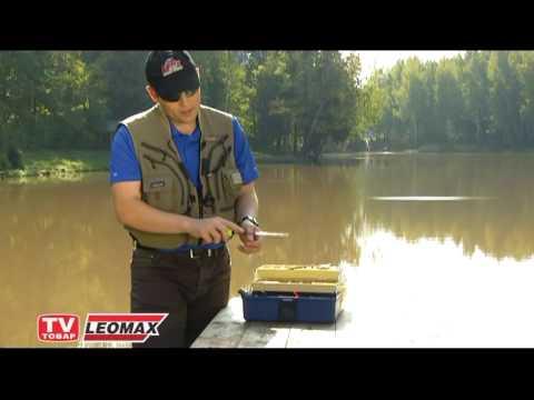 Набор рыбака «Большая удача». Набор рыболовных снастей, приманок и других принадлежностей. leomax.ru