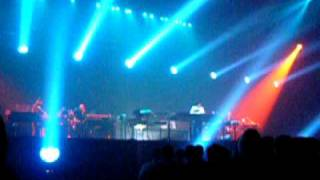 Jean Michel Jarre - Chants Magnetiques 2 - Forest National Indoor Tour