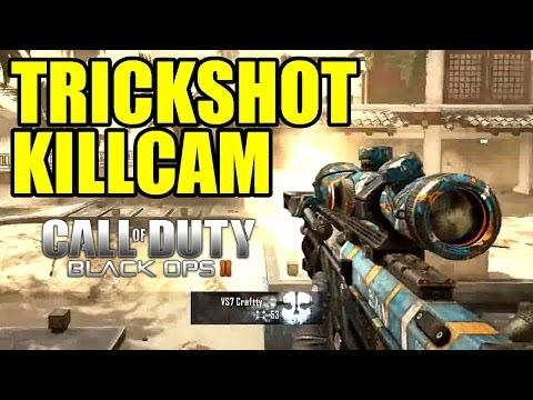 Play Trickshot Killcam # 825 | BLACK OPS 2 | Freestyle Replay