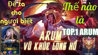 TOP 1 ARUM Việt Nam sẽ đánh ARUM ra sao?   TOP.1 Arum