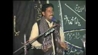 Zakir Zafar Iqbal Ruttan of Khabba Barala