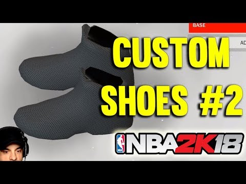OUR OWN CUSTOM SHOE - NBA2k18 Season 2 MyCareer #14