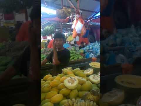 Malaysian Chow Kit Fruit Market is Amazing