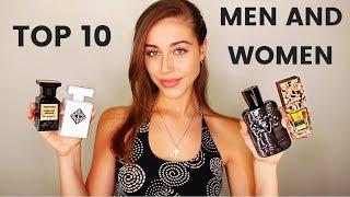 TOP 10 UNISEX FRAGRANCES | FOR MEN & WOMEN