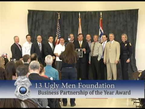 2012 Tampa Police Annual Awards Ceremony