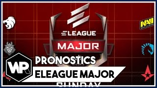 CSGO - ELEAGUE Major Pick