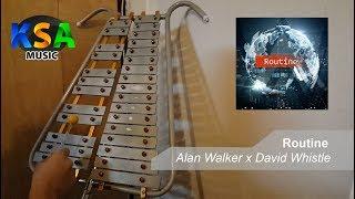 Alan Walker x David Whistle - Routine (Lira Cover)