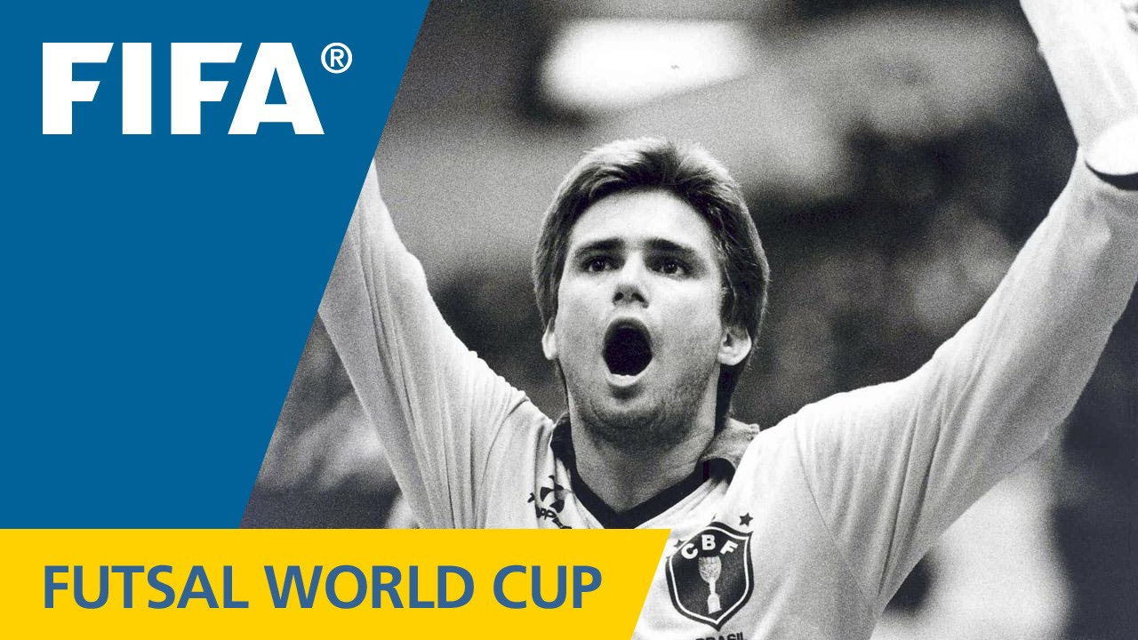 Brazil v. Netherlands - Futsal World Cup FINAL 1989 - HIGHLIGHTS