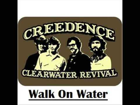 Creedence Clearwater Revival - Walk On Water+lyrics