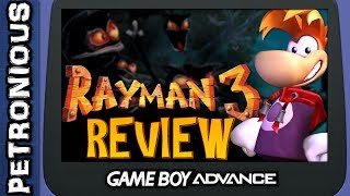 Rayman 3 (GBA) Review - Petronious