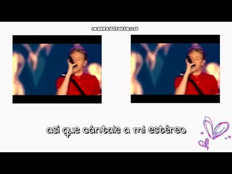 One Direction - I Gotta Feeling | Stereo Hearts | Valerie | Torn (Traducidas al español)