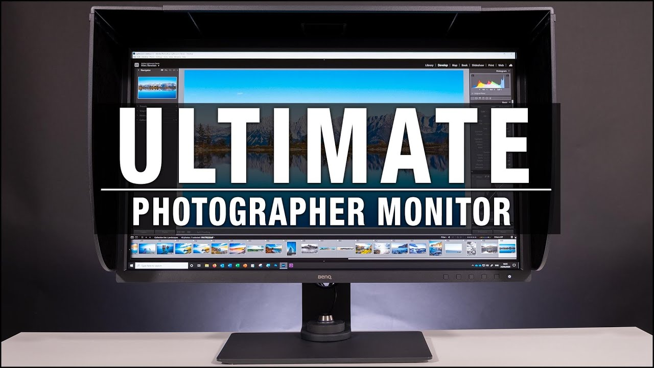 Is this the ULTIMATE photography MONITOR - BenQ SW321C Review