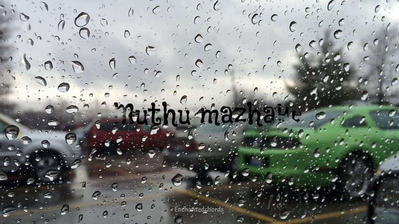 Muthu Mazhaye| Mazhai| whatsapp status| tamil| enchanted chords 💜❤️