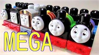 Thomas & Friends MEGA BLOKS きかんしゃトーマス 1才からのメガブロック thumbnail