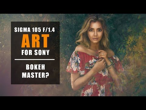 sigma-105mm-f/1.4-art-for-sony:-bokeh-master?
