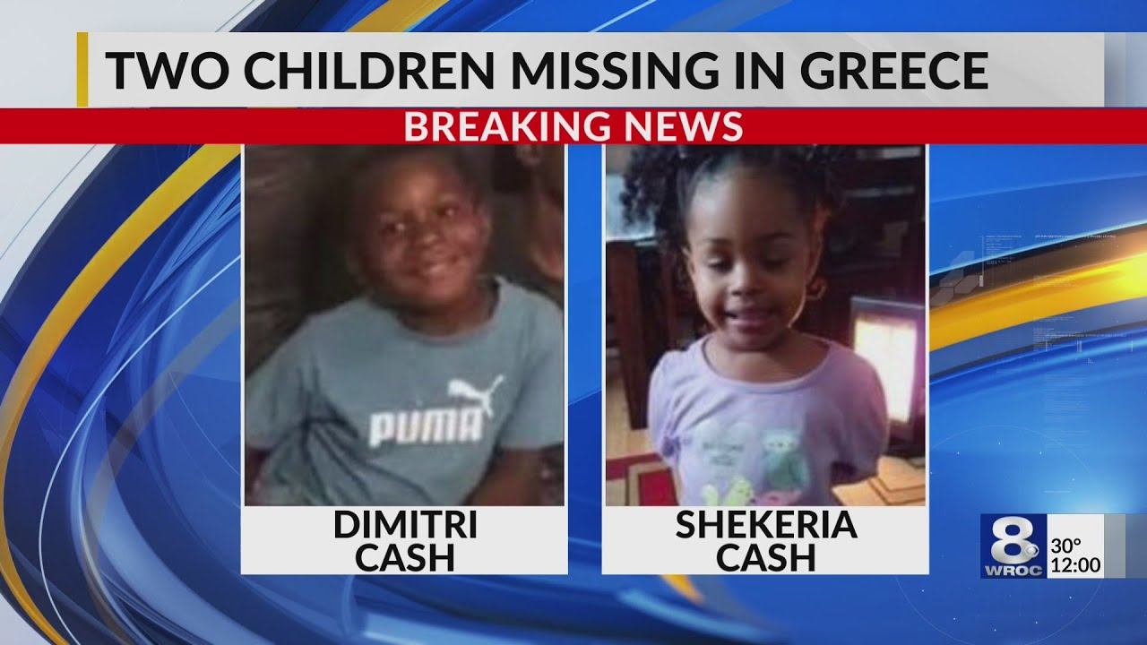 Amber Alert issued for young kids forcibly removed from Greece ...