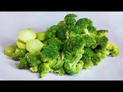Do you really know how to eat healthy broccoli?