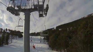 Les Angles  Ski 2016