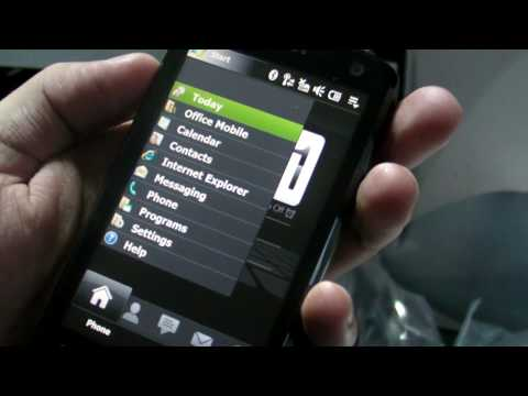 HTC Touch HD Review HD ( in Romana ) - www.TelefonulTau.eu -