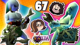 ROCKING OUT on the fish guitar! - Majora's Mask : PART 67