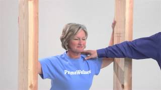 Improve Your Posture: Doorway Chest Stretch thumbnail