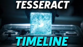 Marvel's Tesseract Timeline Throughout The MCU