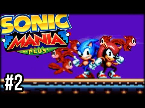 MIGHTY OP | Sonic Mania Plus | #2