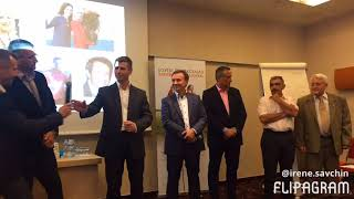MY AMAZING TRIP TO HUNGARY TO MEET MY TOP LEADERS