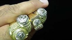 10K REAL GOLD MEDUSA HEAD GREEK REAL GOLD  RING ( $399.99 )