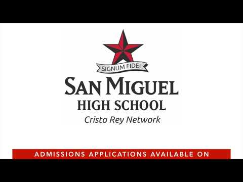 Admissions (Students) - San Miguel High School