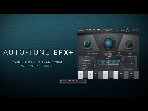 Auto-Tune EFX+ is more than just a pitchshifting plugin   MusicRadar