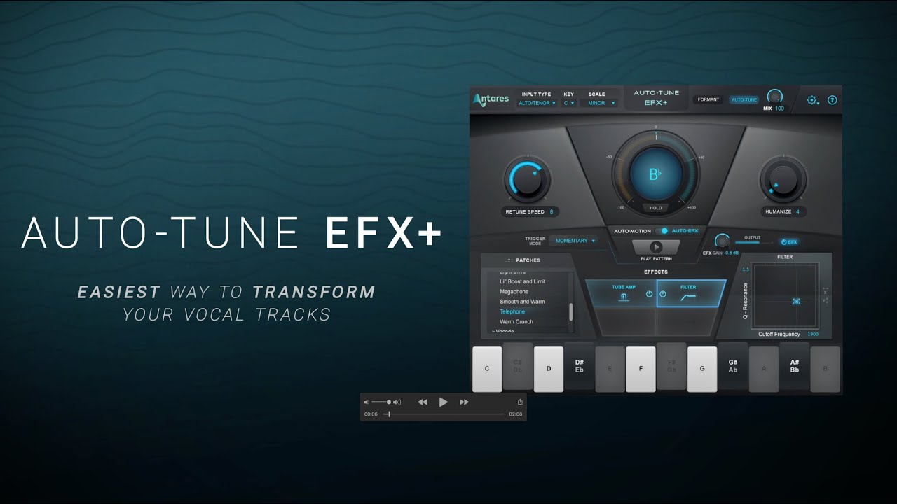 Crack auto tune efx