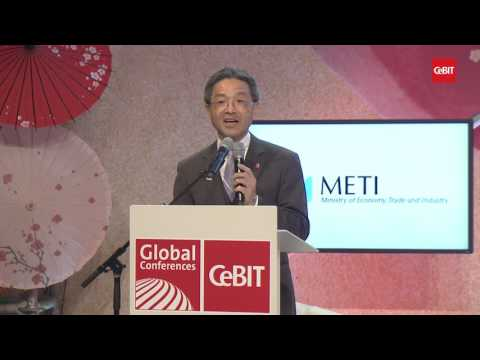 "Keynote ""How EU and Japan can promote Global IoT Cooperation"""