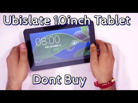 Datawind Ubislate Tablet | Review |Hindi|