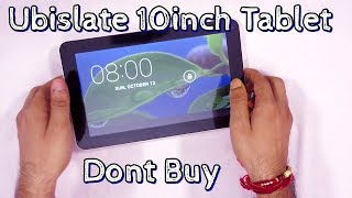Datawind Ubislate Tablet Review Hindi
