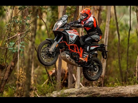 KTM Adventure 1290S, 1290R, 1090R Review