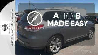 Used 2015 Nissan Pathfinder Broken Arrow OK Tulsa, OK #P14423