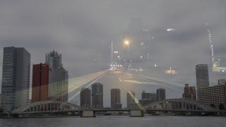 【ドライブ旅/車載動画+写真】首都高・東京高速道路(KK線)/八重洲乗客降り口(東京駅)→レインボーブリッジ→有明JCT